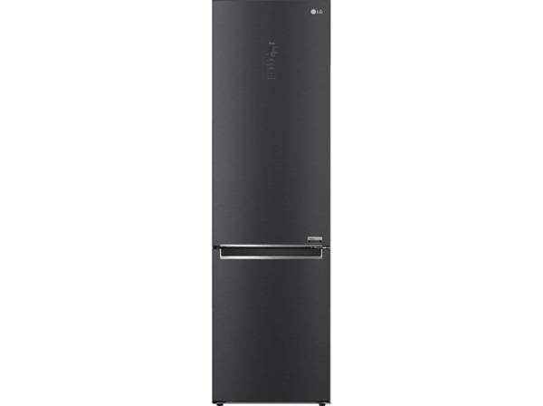 LG GBB92MCACP Kühlgefrierkombination, 2030 mm hoch, Matt Black Stainless Steel)