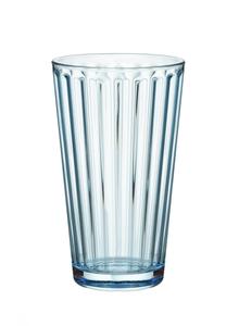 Ritzenhoff & Breker Trinkglas Lawe 400ml blau