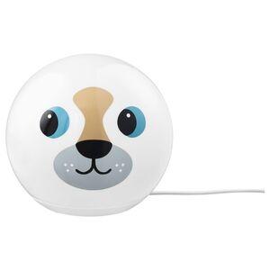 ÄNGARNA Tischleuchte, LED, Hundemuster