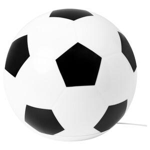 ÄNGARNA Tischleuchte, LED, Fußballmuster