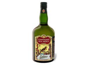 Compagnie des Indes Latino Rum 5 Jahre 40% Vol