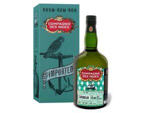 Compagnie des Indes Caribbean Single Cask Rum 10 Jahre 43% Vol