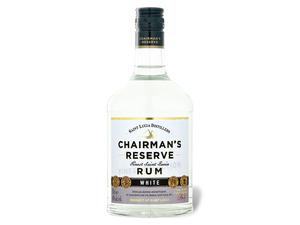 Chairman's Reserve White Rum 43% Vol