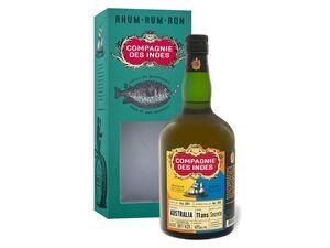 Compagnie des Indes Australia Single Cask Rum 11 Jahre 43% Vol