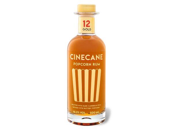 Cinecane Popcorn Rum Gold 41,2% Vol