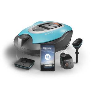 """Gardena Smart System              Mähroboter-Bewässerungs-Set """"Smart System Set"""" inkl. Gateway"""