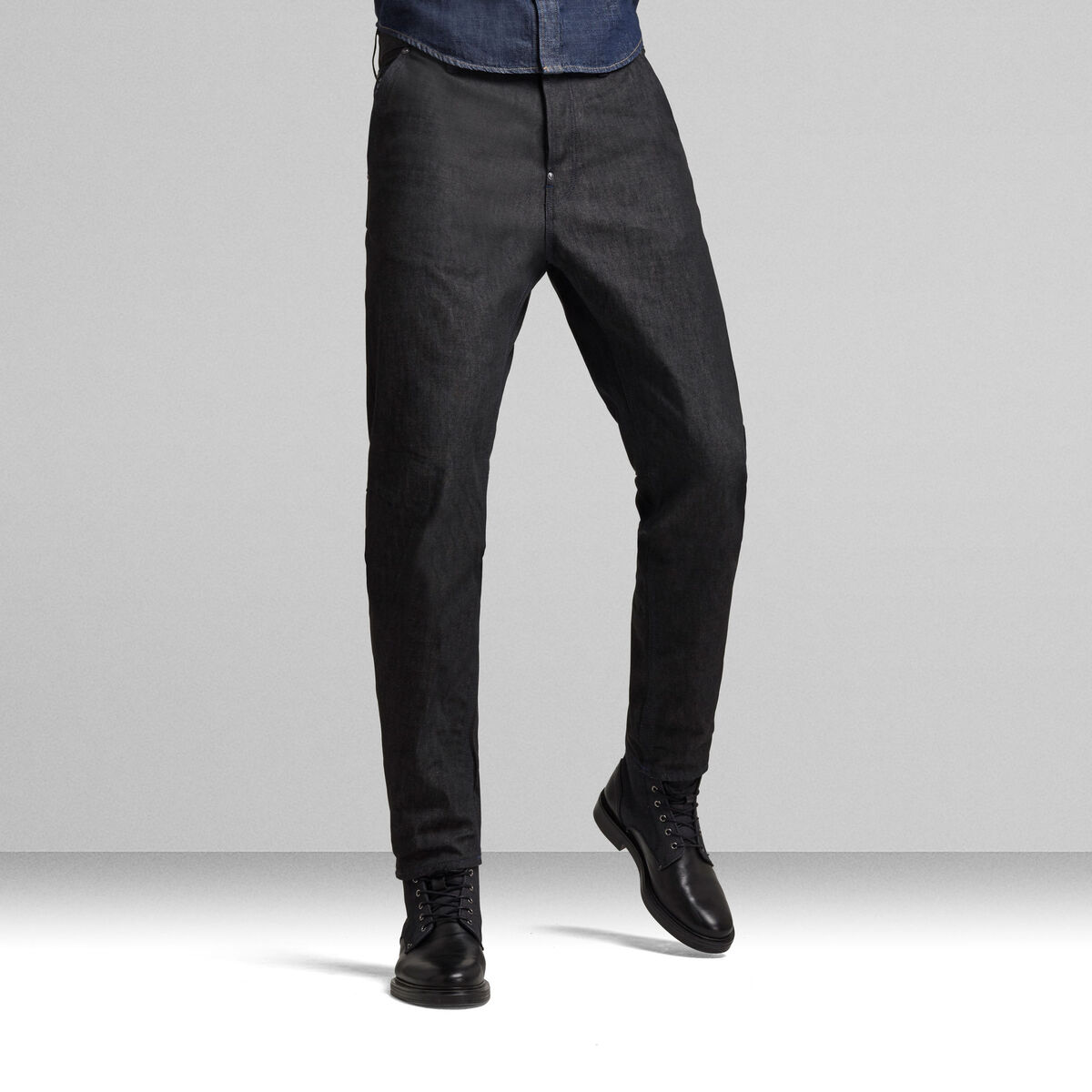 Bild 1 von Grip 3D Relaxed Tapered Jeans