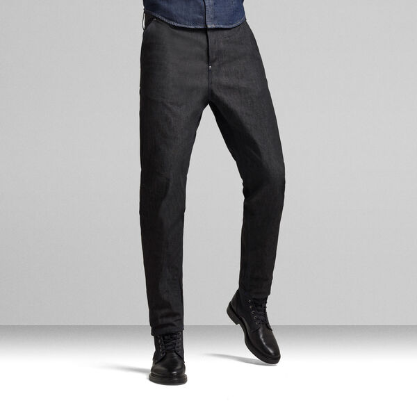 Grip 3D Relaxed Tapered Jeans