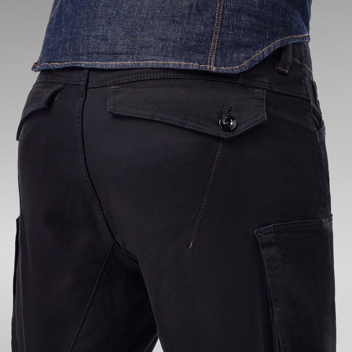 Bild 3 von Zip Pocket 3D Skinny Cargohose