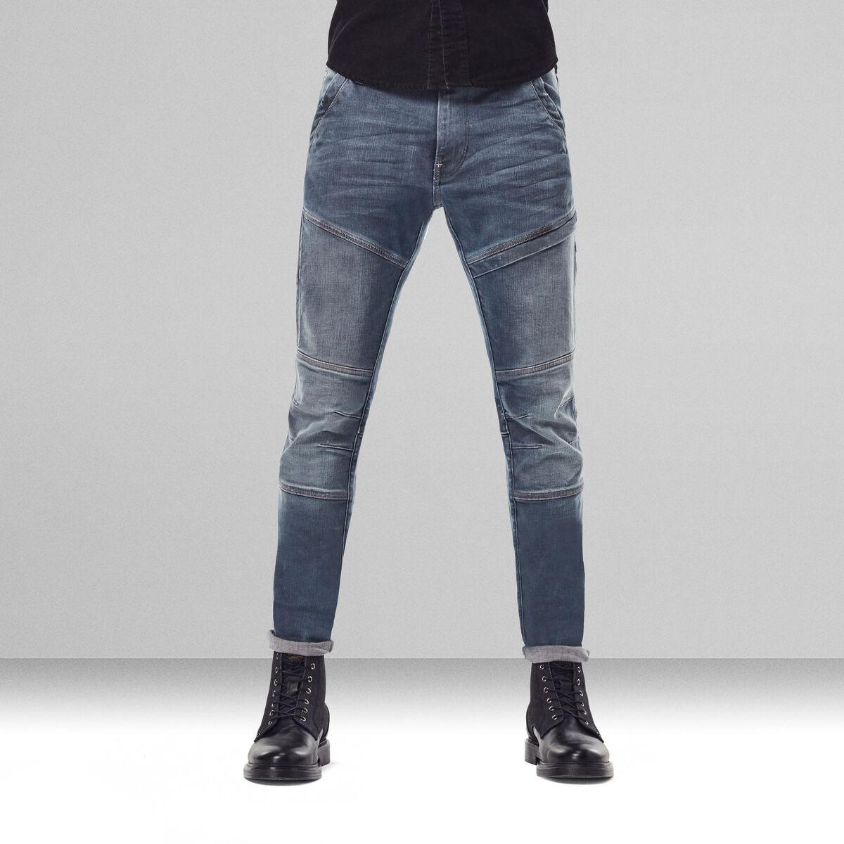 Bild 1 von Rackam 3D Skinny Jeans