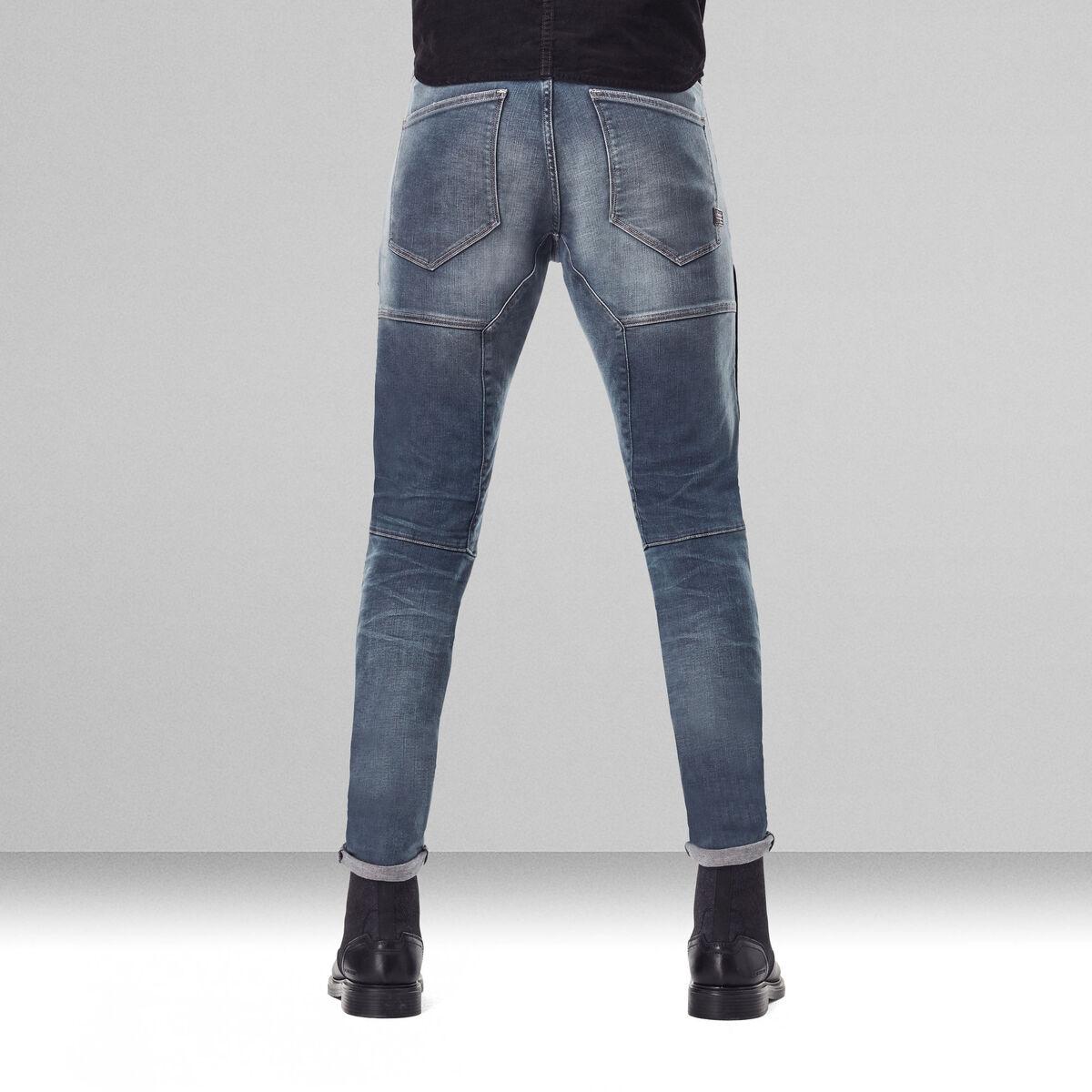 Bild 2 von Rackam 3D Skinny Jeans