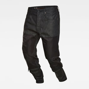 E Loic Relaxed Tapered PM Jeans