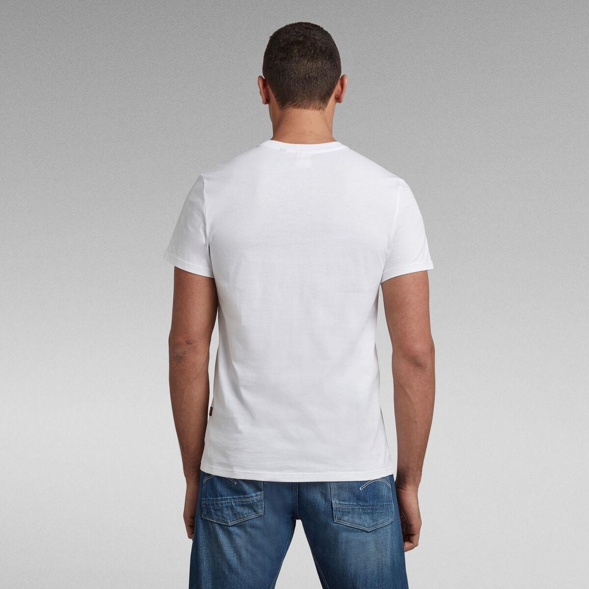 Bild 1 von Originals Stripe Logo T-Shirt