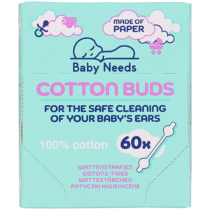 Baby Needs Wattestäbchen