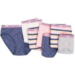 COOL CLUB Kinder Unterhose 7er Pack für Mädchen 86/92