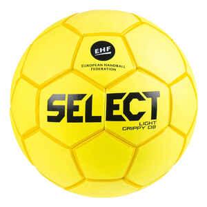Handball Light Grippy Größe 1 Kinder gelb