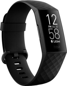 fitbit Charge 4 Smartwatch (3,92 cm/1,54 Zoll, FitbitOS5)