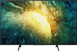 Sony KD49X7055 Bravia LED-Fernseher (123 cm/49 Zoll, 4K Ultra HD, Smart-TV)