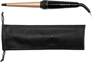 Remington Lockenstab CI91W1B PROluxe Midnight Edition, Keramik-Beschichtung, OPTIheat Technologie für langanhaltendes Styling