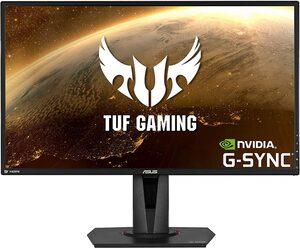 "Asus Der TUF Gaming VG27AQ LCD-Monitor (68,58 cm/27 "", 2560 x 1440 Pixel, WQHD, 1 ms Reaktionszeit, 165 Hz, TUF VG27AQ Gaming Monitor)"