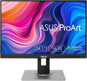 """Asus PA248QV LED-Monitor (61,21 cm/24,1 """", 1920 x 1200 Pixel, 5 ms Reaktionszeit)"""