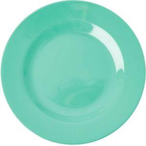 "Melamin Teller ""Emerald Green"", Ø 25cm grün"