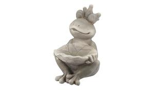 Deko Figur Frosch