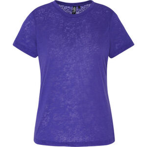 Alex T-Shirt, uni, Rundhals, für Damen