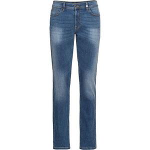 MANGUUN Jeans, Waschung, 5-Pocket, Regualar Fit, für Herren