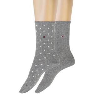 """Tommy Hilfiger Socken """"Dot"""", Baumwolle, 2er-Pack, für Damen"""