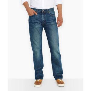 Levi's® Jeans 501® Original Fit, 00501-1307, 5-Pocket, Knopfleiste, für Herren