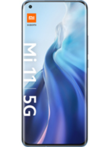 Xiaomi Mi 11 5G 256GB Horizon Blue mit green LTE 10 GB