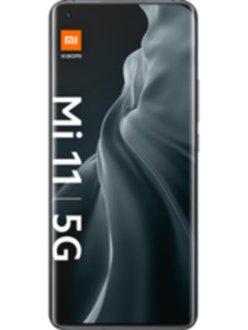 Xiaomi Mi 11 5G 256GB Midnight Gray mit green LTE 26 GB