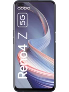 Oppo Reno4 Z 5G 128GB schwarz mit green LTE 10 GB Aktion