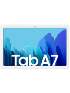 Samsung Galaxy Tab A7 LTE 32GB silber mit green Data L