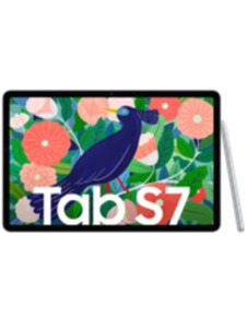 Samsung Galaxy Tab S7 LTE 128GB silber mit green Data L mit Hardware 10