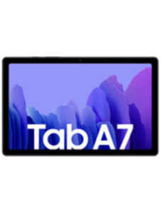 Samsung Galaxy Tab A7 LTE 32GB grau mit green Data XL
