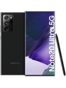 Samsung Galaxy Note20 Ultra 5G 256GB schwarz mit Magenta Mobil M