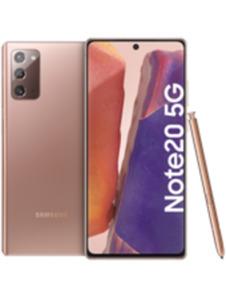 Samsung Galaxy Note20 5G 256GB bronze mit Magenta Mobil XL