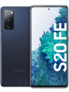 Samsung Galaxy S20 FE 128GB navy mit Magenta Mobil XL