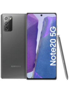 Samsung Galaxy Note20 5G 256GB grau mit green LTE 26 GB