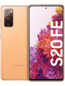 Samsung Galaxy S20 FE 128GB orange mit RED XL