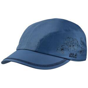 Jack Wolfskin Supplex Marigold Cap Women Sonnen-Kappe Frauen S blau ocean wave