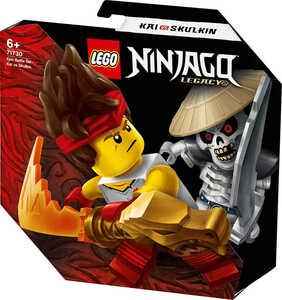 LEGO NINJAGO  Battle-Set 71730 »Kai vs. Skulkin«