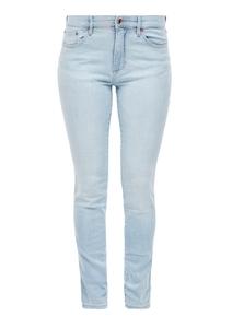 Damen Slim Fit: Jeans mit heller Waschung