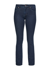 Damen Slim Fit: Jeans mit Bootcut leg