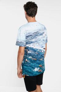 T-Shirt Foto-Print