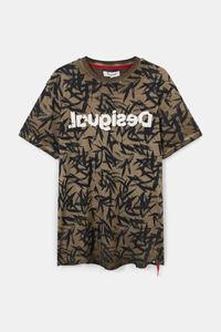 Basic-T-Shirt Natur