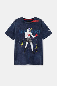 T-Shirt Aufdruck Collage