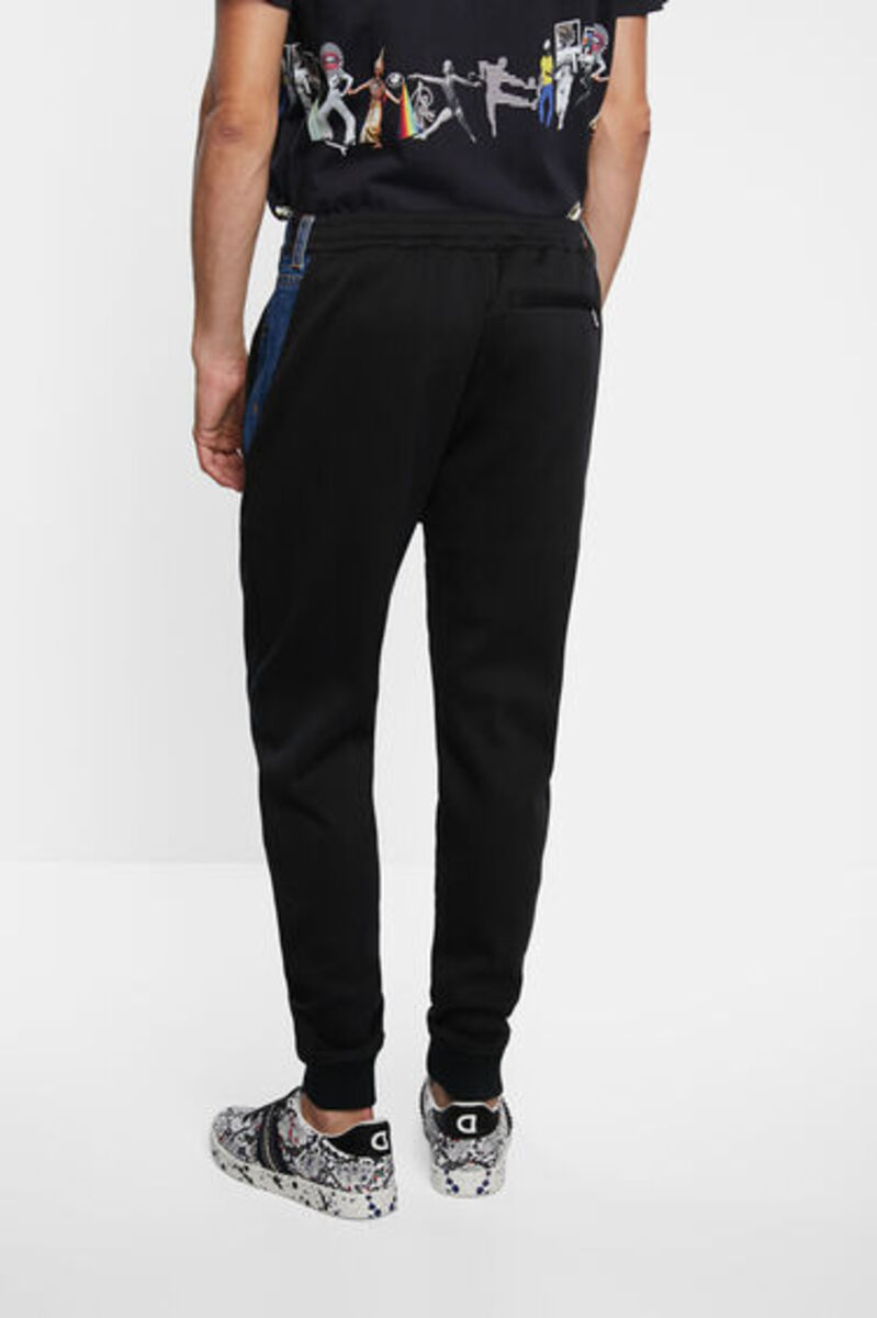 Bild 2 von Jogginghose Sweatstoff Jeans